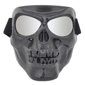 Masker Motor Topeng Skull