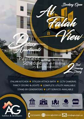 Alfalah vew booking available