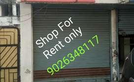 200 sq pt shop rent vikas nagr sec 6 k.k paless