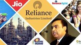 Hiring in Telcome Industry for Reliance