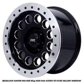 velg PAJERO R16 MAPOR globalwheels