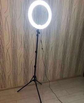 Ring light with stand 33CM