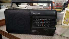 SONY Radio ICF-790L 3 Band 23 Years old Made in Japen