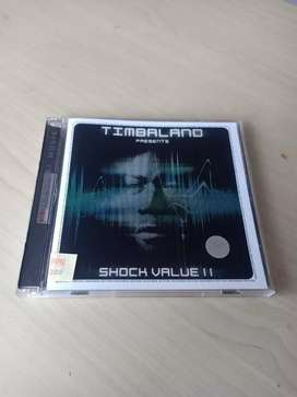 CD TIMBALAND - SHOCK VALUE II