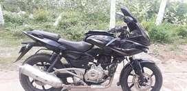 Pulsar 220 @75000 Rs