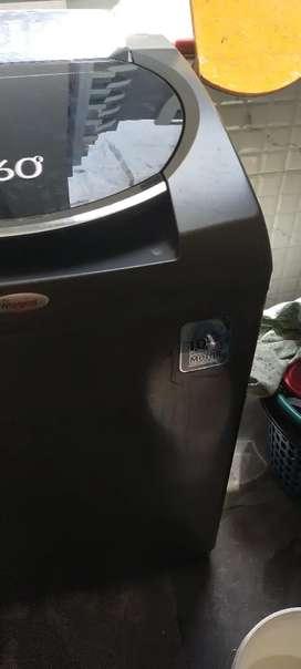 Whirlpool washing machine 10 kg