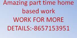Life time Online & Offline make money jobs from home