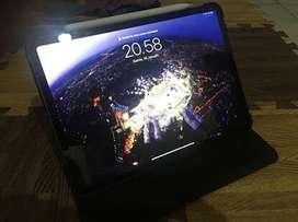 Apple iPad Pro 11 in 256gb wifi Celular + Apple pencil + aksesorisnya
