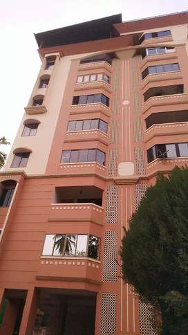 2 BHK unfinished apartment for rent at pottamal