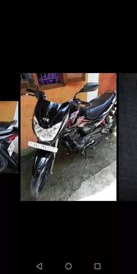 Good bike single hand use totel update paper  110 cc M seres