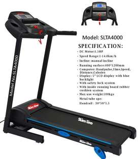 Treadmill slim line