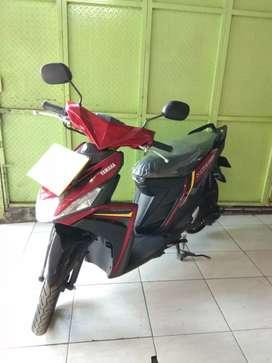 Yamaha Mio m3 siap gas