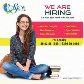 FRESHER JOB in Chennai -permanent job