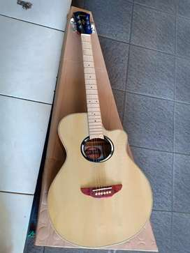 gitar akustik Custom  Handmade