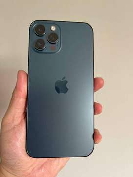 IPHONE 12pro MOBILE 128GB WITH  FULL KIT BOX