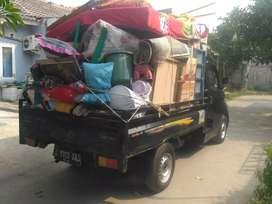 Jasa pindahan & sewa pick up Melayani dalam dan keluar kota 24jam