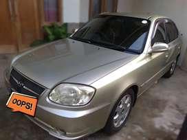 Hyundai Avega 2007 Coklat Metalik Surat Lengkap Pajak 2021
