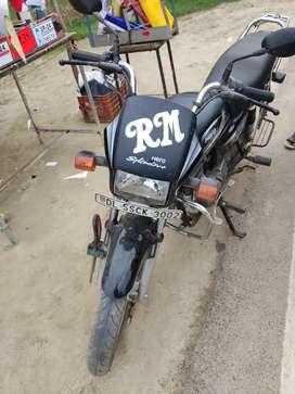 New bike ok coundition