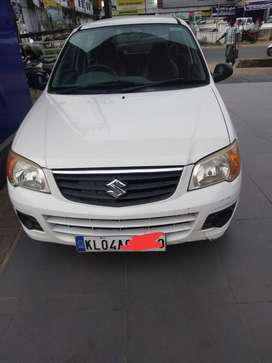 Maruti Suzuki Alto K10 LXi, 2014, Petrol