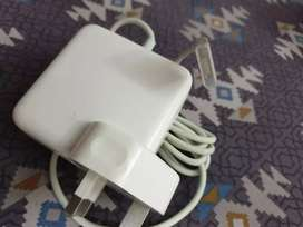 Apple 45W charger for Macbook Air.