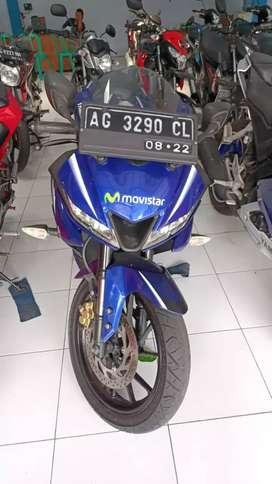 YAMAHA ALL NEW YZF R15 VVA 2017 LENY MOTOR NGASEM