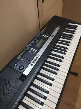 Yamaha Keyboard Model: PSR E243