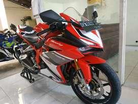 Bali dharma motor, jual CBR 250R tahun 2016 mulus km 10rb an