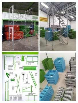 08 jual dan rental scaffolding area Bjm dan luar kota.