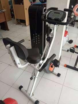 Toko murah  jual Sepeda X Bike 2 in 1 magnetik sandaran iReborn