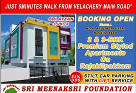 2bhk and 3bhk Flat for sale