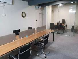 Fully furnished  ac contained office for sale