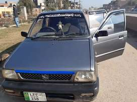 Mehran VXR, GREY COLOR