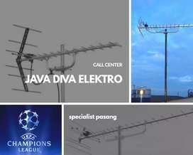 Specialist pemasangan antena tv