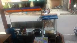 Shop space for Hotel needs with all kitchen equipments, lal Daanth