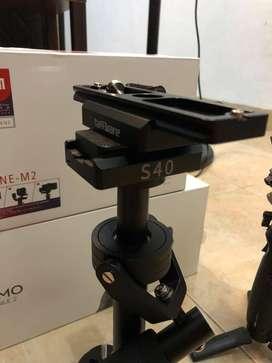Gimbal Stabilizer Manual Steadycam Taffware S40