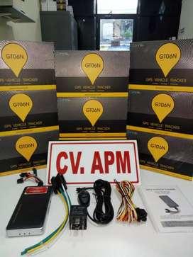 Paket murah GPS TRACKER, alat keamanan tambahan kendaraan bermotot