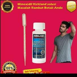 AJAIB penumbuh rambut sula botak ,brewok,kumis minoxidil biotin