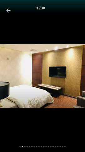 """Fully Furnished Porshan Ground & Unfurnishd Rooms""""Apartment Available"""
