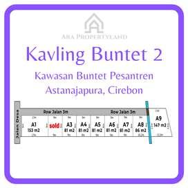 Kavling Buntet 2 Tanah Kampung Siap Bangun Dekat Pesantren Buntet