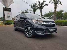 All New Honda C-RV 1,5 TURBO Prestige 2018 DP Murah