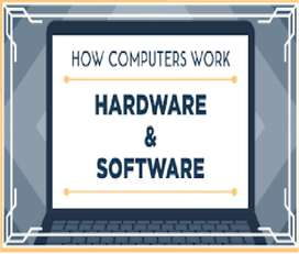 ΞCOMPUTER HARDWARE AND SOFTWARE CODE#1205 COURSE DVDΞ