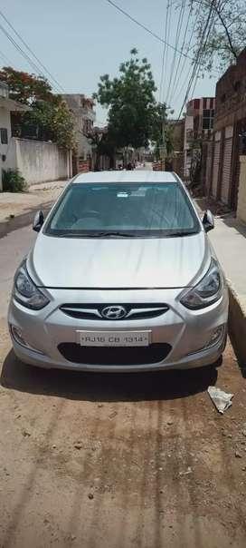 Hyundai Verna 2014 Diesel 70000 Km Driven good condition