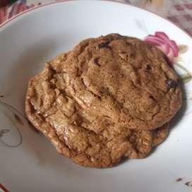 Kukis Coklat Panggang