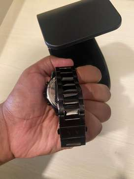 ARMANI EXCHANGE WRIST WATCH