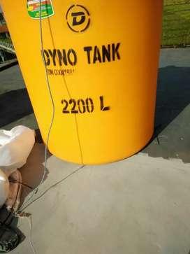 Tandon air DYNO TANK 1200lt