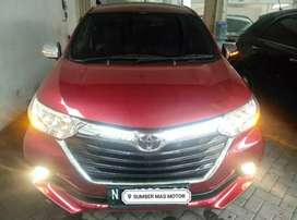 TOYOTA AVANZA TYPE G MANUAL (NEW MODEL) 2018 tgn1 KM Sedikit
