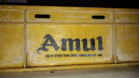 Amul milk Home Dilevery