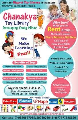 Chanakya Toy Library