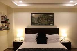 1knal furnished upper portion furnished4rent short timebahria town rwp