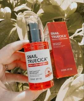 Share in Jar ORIGINAL SomebyMi Snail Truecica Serum
